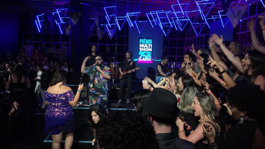 Prêmio Multishow 2018 aconteceu na noite desta terça-feira, com transmissão ao vivo do Multishow