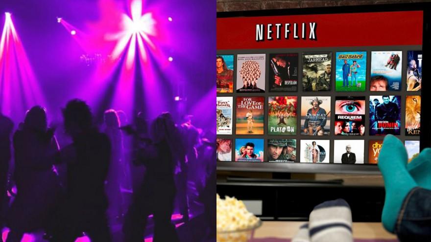 Balada ou Netflix?