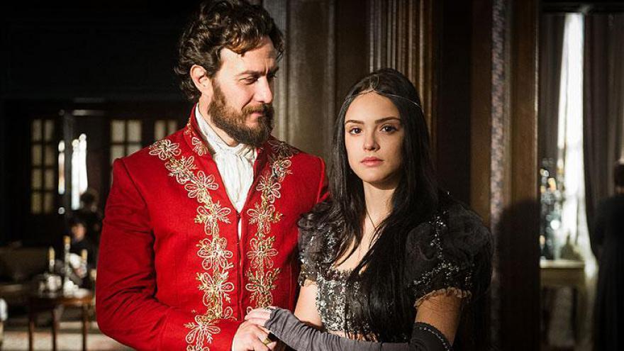 Anna se casa com Thomas