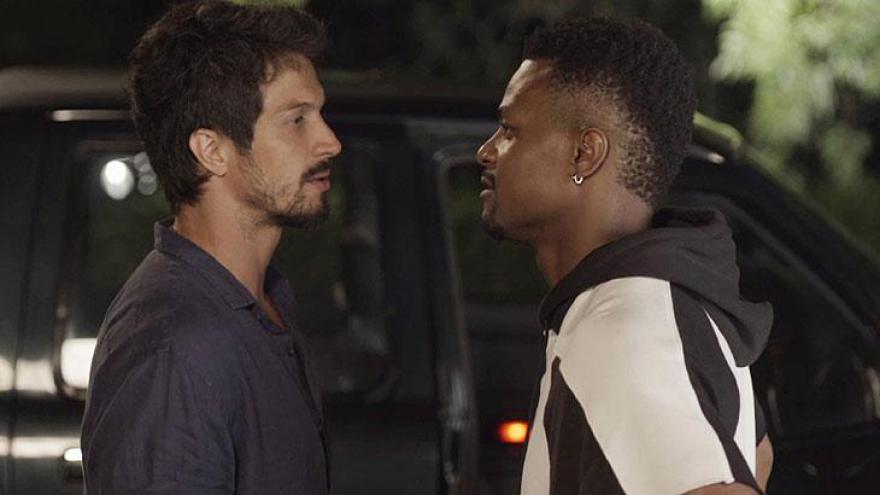 Marcos fica surpreso ao conhecer Ramon