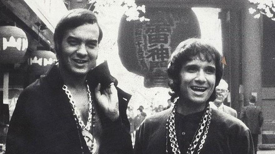 Roberto Carlos e Eramos Carlo