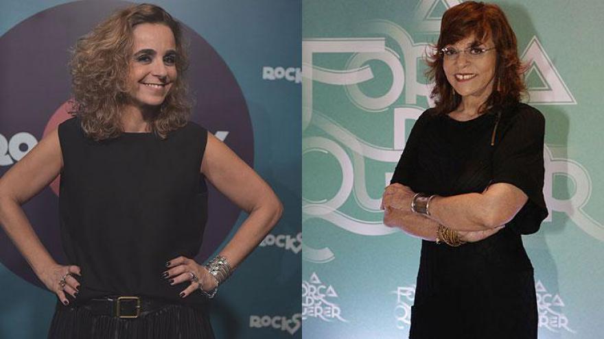 Autoras Maria de Médicis e Gloria Perez