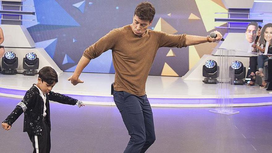 Hora do Faro estreou em 2014 e consolidou o segundo lugar de audiência para a RecordTV.