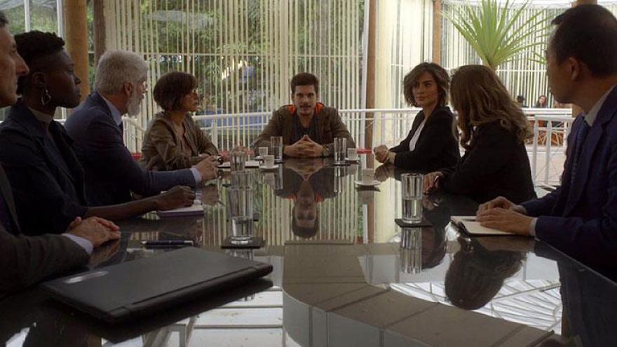 Reunião é comandada por Samuca