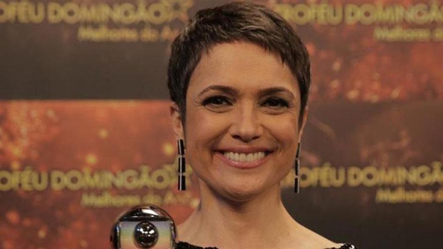 Jornalismo: Sandra Annenberg