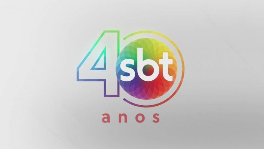 SBT completa 40 anos - Divulgação