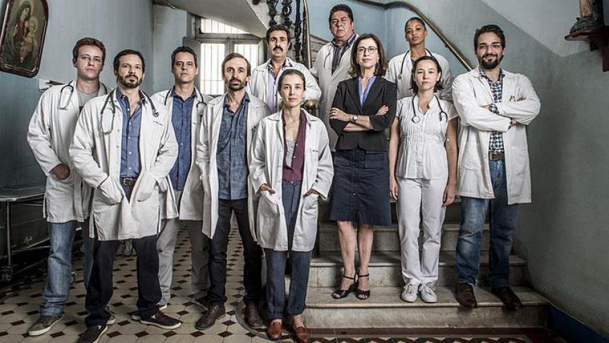 Melhor Dramaturgia além das novelas - Sob Pressão (Globo)