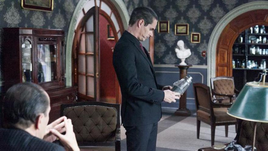 HBO encerrou as gravações de sua série mexicana, Sr. Ávila