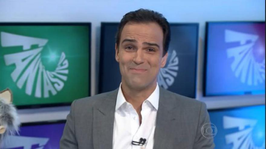 Tadeu Schmidt no NaTelinha - Últimas notícias, biografia, polêmicas e mais