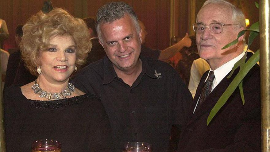 Tônia Carrero, o diretor Ulysses Cruz e Paulo Autran