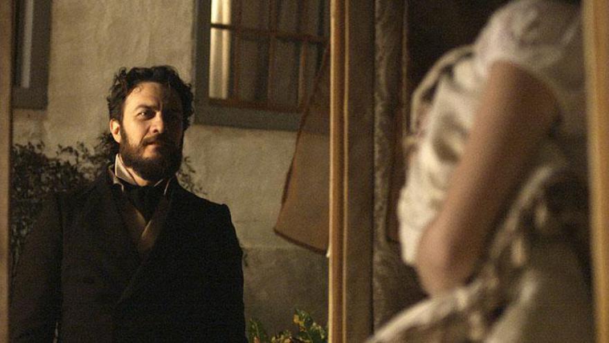 Thomas impede fuga de Anna com o filho