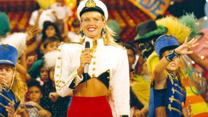 Xuxa comemora 35 anos na TV
