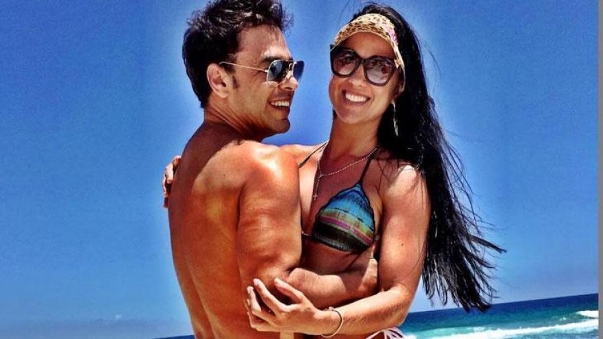 Zezé Di Camargo é noivo de Gracielle Lacerda