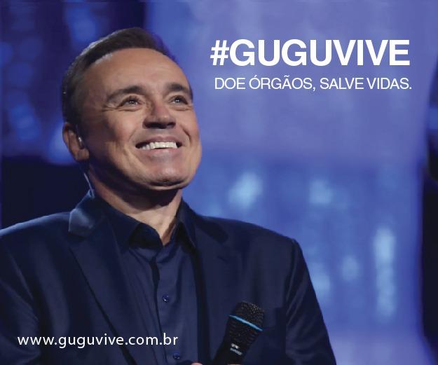 Foto campanha Gugu vive