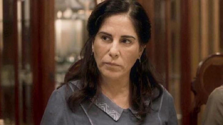 Glória Pires como Lola - Foto: Reprodução/Globo