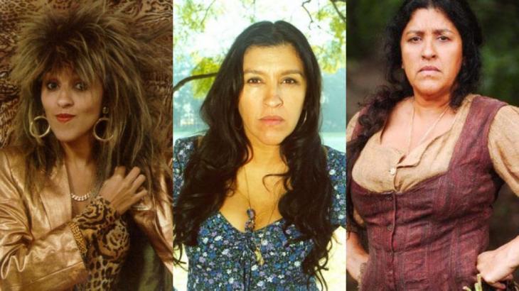 Regina Casé atuou em Cambalacho, As Filhas da Mãe e Amazônia (Fotos: Globo/Reprodução)