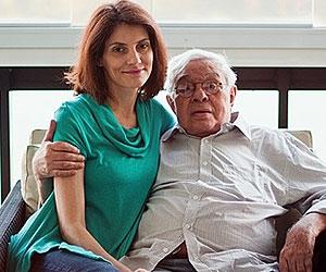 Malga Di Paula vai vender apartamento que viveu com Chico Anysio