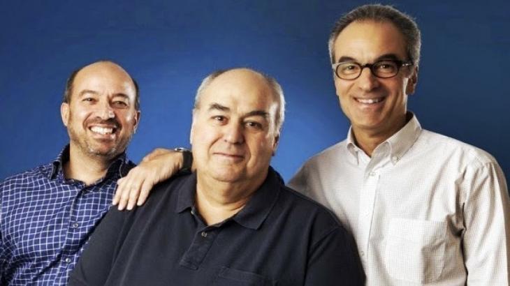 João Roberto Marinho, Roberto Irineu Marinho e José Roberto Marinho são os herdeiros do Grupo Globo