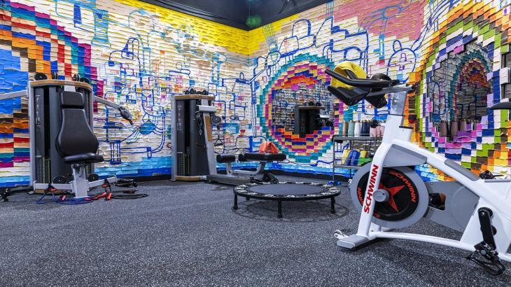 BBB21: Nova academia tem bar e lounge