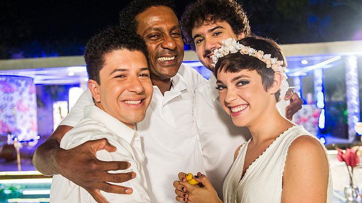 Episódio com Tadeu Mello, Luis Miranda, George Sauma, Valentina Bandeira