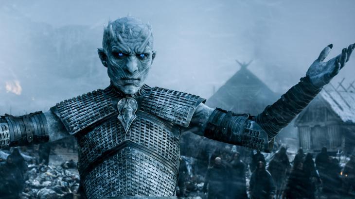 O vilão Rei da Noite - Divulgação/HBO