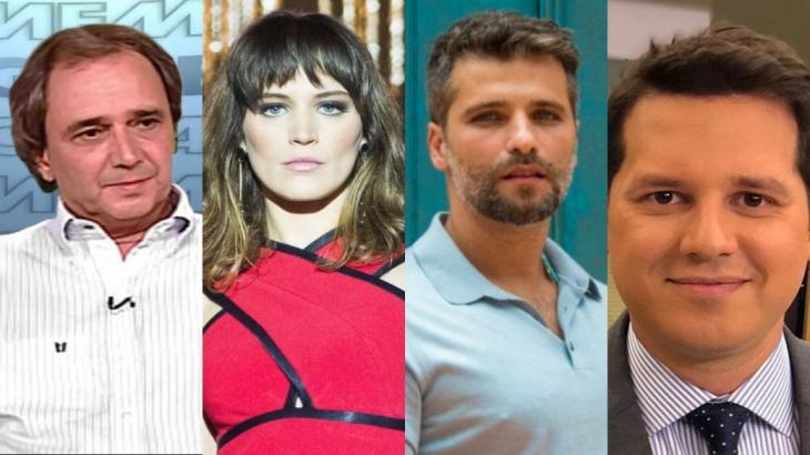 Confira lista de atores, apresentadores e jornalistas que deixaram a Globo em 2019