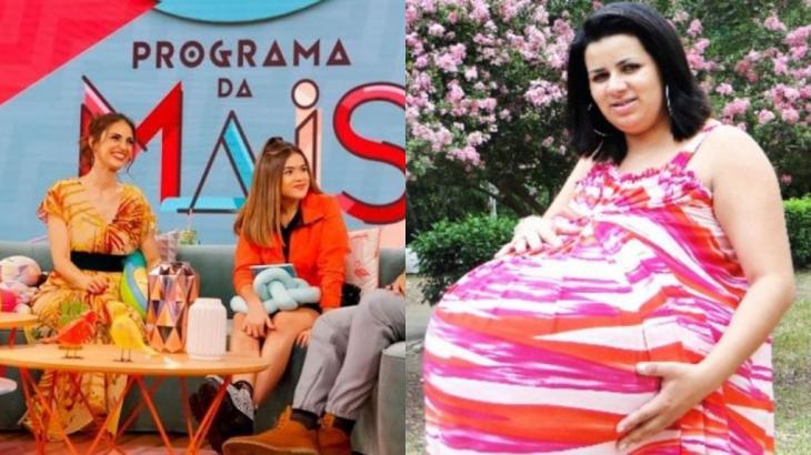 Chris Flores revela paradeiro da grávida de Taubaté