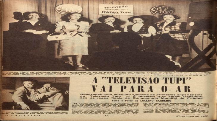Foto: Revista O Cruzeiro