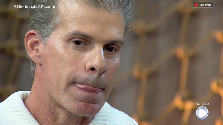 Túlio Maravilha é eliminado do reality show A Fazenda 11 (Reprodução)