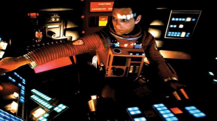 """""""2001 - Uma Odisseia no Espaço"""", de Stanley Kubrick"""