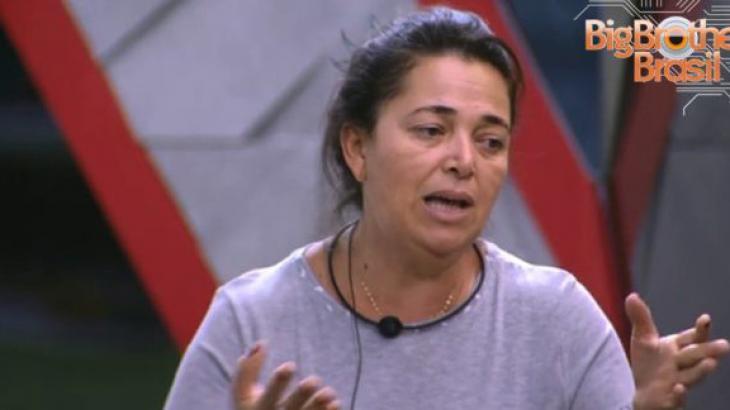 Tereza polemizou em conversa com Rodrigo - Foto: Reprodução