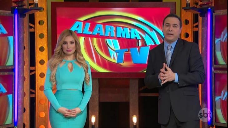 SBT aposta em suicídio e homem sem cabeça no retorno do Alarma TV