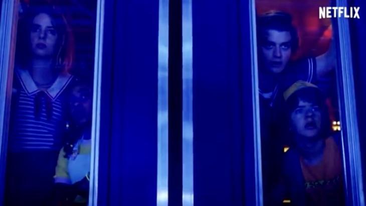 "Confira novo trailer da terceira temporada de ""Stranger Things"""
