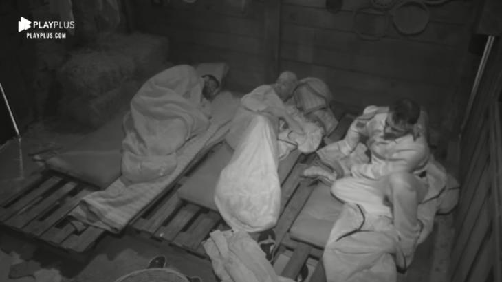 A Fazenda 2019: Animal 'ataca' e Jorge não consegue dormir