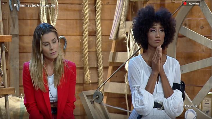 A Fazenda 11: Aricia é a 2ª eliminada do reality show