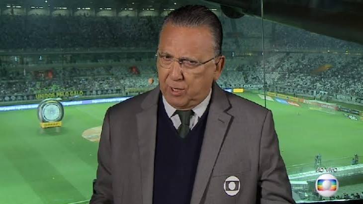 Galvão Bueno reforçou a Globo em briga com o SBT em 2003