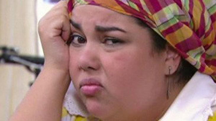 Fabiana Karla como Lucicreide