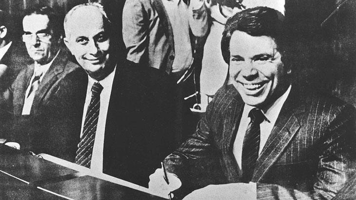 O apresentador Silvio Santos completa 90 anos neste sábado (12)