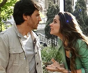 """""""Amor"""": Leila diz para Thales se casar com Nicole: """"você será o herdeiro"""""""