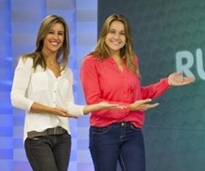 Cristiane Dias e Fernanda Gentil falam sobre o programa