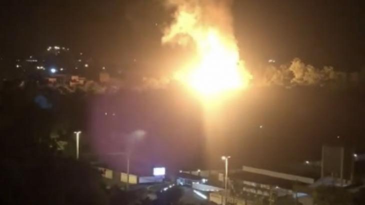 Incêndio na Globo
