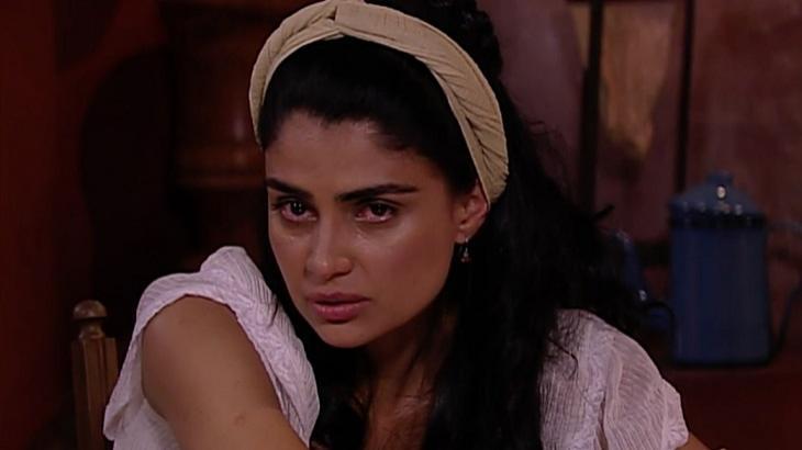 A Escrava Isaura mostrará Rosa vingativa contra a mocinha - Foto: Divulgação
