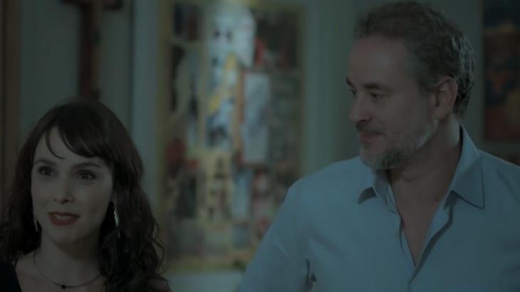 A Força do Querer: Irene deixa Eugênio apavorado ao aparecer na casa dele