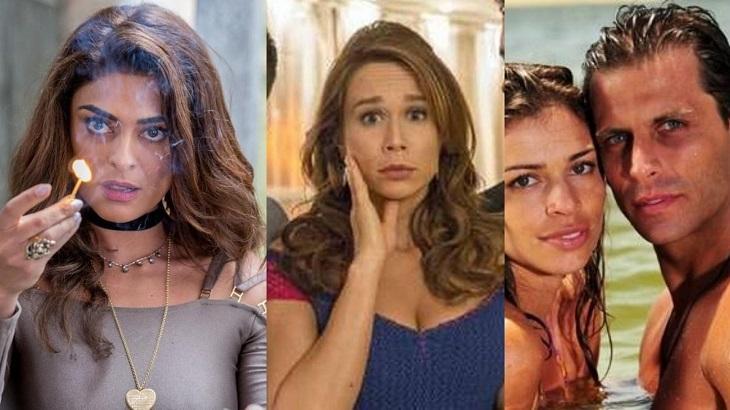 Volta das três novelas, como A Força do Querer, teve motivos na Globo - Foto: Montagem