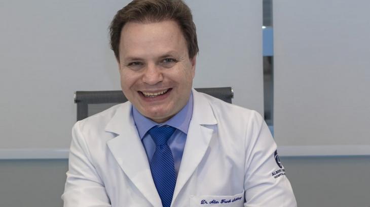 Alan Frank, ex-Polegar, está na UTI com coronavírus