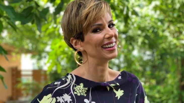 Ana Furtado comemora seu primeiro Outubro Rosa curada do câncer de mama - Divulgação