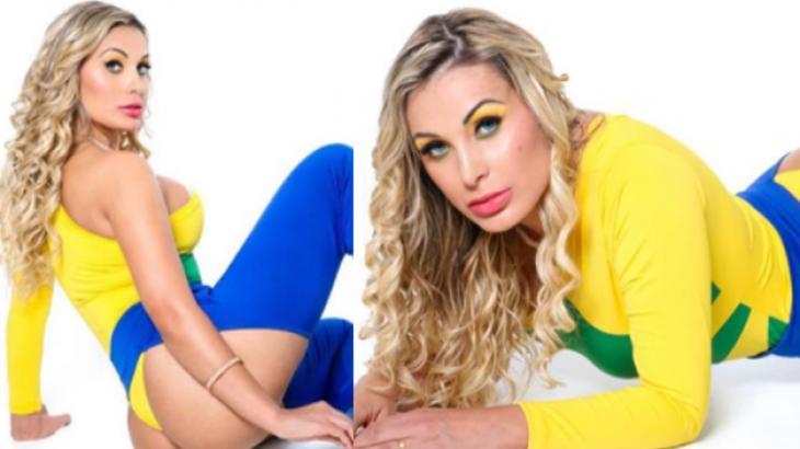 """Andressa Urach é criticada após anunciar retorno ao Miss Bumbum: """"Decepção"""""""