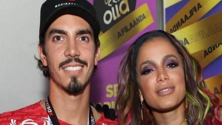 Anitta e Gabriel David - Foto: Divulgação