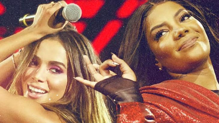 """Após polêmica, Ludmilla revela que pode perdoar Anitta: """"Só não quero mais por perto"""""""