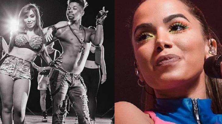 Anitta e ex-coreógrafo